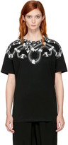 Marcelo Burlon County of Milan Ssense Exclusive Black Kion T-shirt