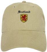 CafePress - Scotland - Baseball Cap with Adjustable Closure, Unique Printed Baseball Hat