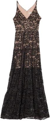 Dress the Population Olinda Crochet Lace Dress