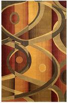 Liora Manné Area Rug, Inspirations 6102/44 Geometric Multi 9' x 12'