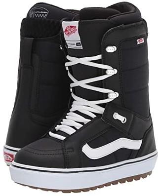 Vans Hi Standard OG Snowboard Boots (Black/White '19) Women's Boots