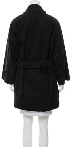 Dries Van Noten Padded Double-Breasted Coat