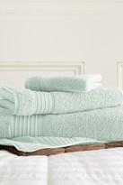 Amrapur 3-Piece Turkish Cotton Towel Set - Aqua