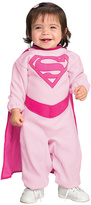 Rubie's Costume Co Supergirl Pink Dress-Up Outfit - Infant