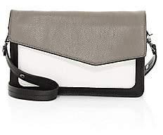 Botkier Women's Cobble Hill Colorblock Leather Shoulder Bag