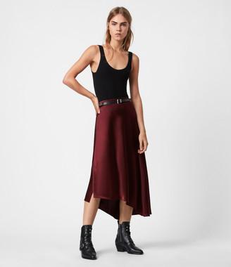 AllSaints Ani Skirt