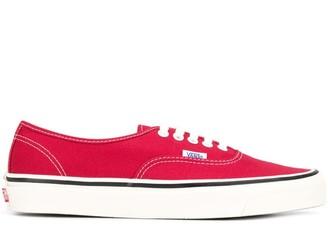 Vans Red Women's Shoes   Shop the world