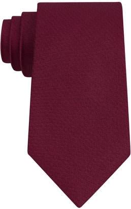 Club Room Men Pebble Solid Silk Tie