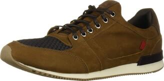 Marc Joseph New York Men's Genuine Leather Made in Brazil Luxury Fashion Trainer Sneaker
