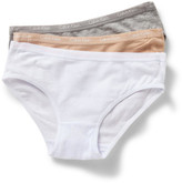 Calvin Klein Girls 3pk Bikini Briefs