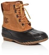 Sorel Boys' Cheyanne Ii Lace Up Boots