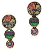 Desigual – Metal Drop Earrings – 67g55 °C22000u