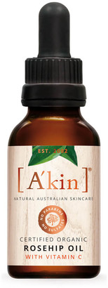 Akin A'kin Brightening Rosehip Oil with Vitamin C 20ml