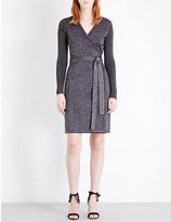 Diane von Furstenberg Evelyn knitted dress