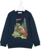 Stella McCartney Explorer print sweatshirt