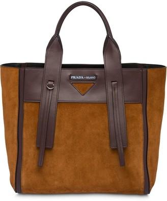 Prada Ouverture medium bag