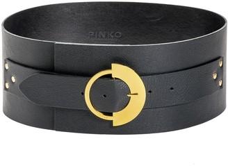 Pinko Buckled Corset Belt