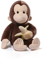 Gund Infant 'Curious George - 75Th Anniversary' Stuffed Animal