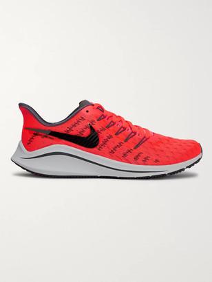 Nike Running Air Zoom Vomero 14 Mesh Running Sneakers