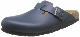 Birkenstock BOSTON Smooth leather Unisex Adults' Clogs