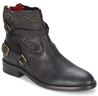 Goldmud COLON LADY women's Mid Boots in Black