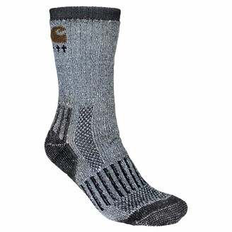 Carhartt Womens All Season All Terrain Crew Socks 2 Pair