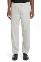 Acne Studios Men's Melange Wool Blend Trousers