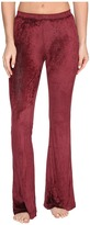 Hard Tail Flare Leg Shimmer Pants Women's Casual Pants
