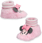 Disney Minnie Mouse Plush Slippers for Baby