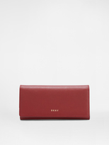 DKNY Large Calf Leather Wallet