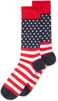 Hot Sox Men's Flag Socks