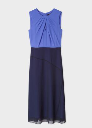 Paul Smith Women's Two-Tone Sleeveless Dress