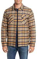 Patagonia 'Fjord' Flannel Shirt Jacket