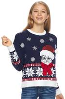 It's Our Time Juniors' Fairisle Sweater
