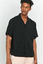 Loom Black Short-Sleeve Shirt