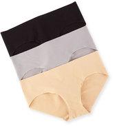 Commando Three-Pack Cotton Bikini Briefs