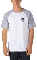 Vans Flockup SS Raglan T-Shirt