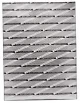 Balenciaga - Monogram Logo Print Leather Tote Bag - Mens - Silver