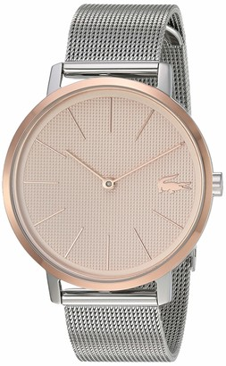 Lacoste Quartz Watch with Stainless Steel Strap Two Tone 16 (Model: 2001072)