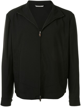 Colombo Stand-Up Collar Lightweight Jacket