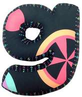"""One Grace Place Magical Michayla Letter Pillow """"G"""" (12""""X11"""")"""