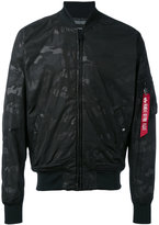Alpha Industries bomber jacket - men - Polyester - S