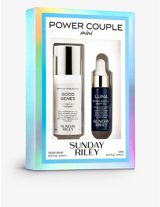Sunday Riley Mini Power Couple travel kit