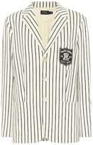 Polo Ralph Lauren Striped cotton blazer