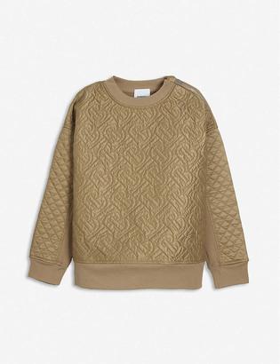 Burberry Timothie cotton sweatshirt 4-14 years