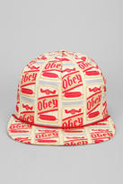 Urban Outfitters OBEY Pile Snapback Hat