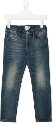 Gucci Kids Straight-Leg Jeans