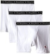 Tommy Bahama Men's 3 Pack Breathe Easy Solid Boxer Brief