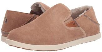 OluKai Hele Malie (Charcoal/Mist Grey) Men's Shoes