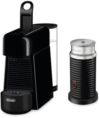 De'Longhi Essenza Plus Single-Serve Espresso Machine with Aeroccino Milk Frother